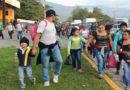 EE.UU. advierte a hondureños que van en caravana que los detendrá y deportará