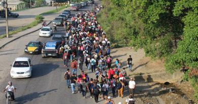 Crisis migratoria de Honduras es similar a la de Siria y Venezuela, señala experto en migración