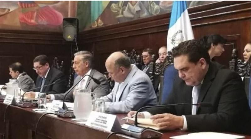CICIG ratifica antejuicio contra presidente de Guatemala