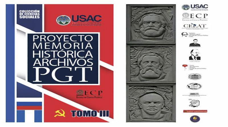 Los archivos soviéticos del PGT ― Un documento para la construcción popular de nuestra memoria histórica
