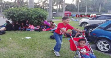19 mil niños migrantes solos