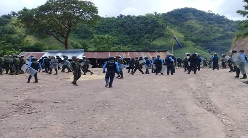 Libre investigará violación de derechos humanos y la explotación minera a cielo abierto en Tocoa, Colón