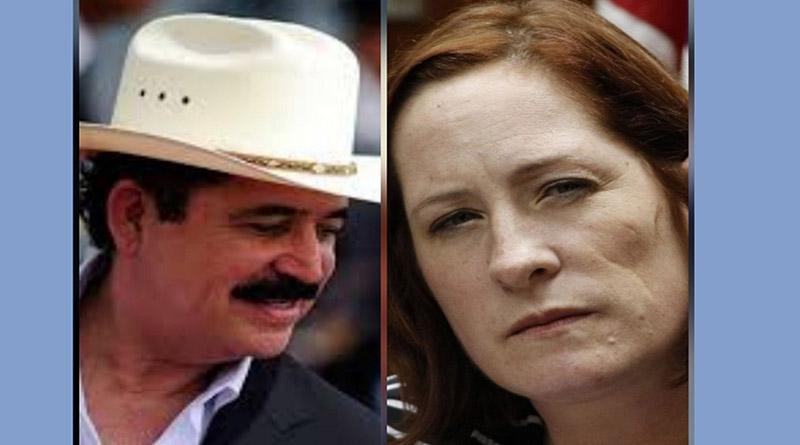 Honduras no está avanzando, rectifique señora Fulton: Mel Zelaya