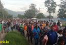 La migración masiva de hondureños ante la ingobernabilidad y corrupción en Honduras