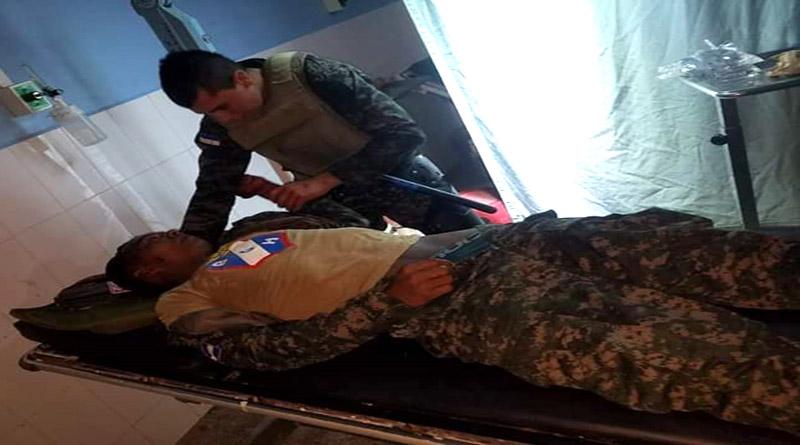 Dos militares muertos luego que régimen militarizara el sector de Tocoa, Colón