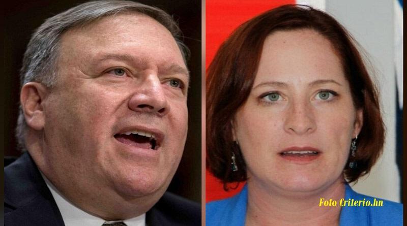 Mike Pompeo y Heide Fulton mienten: Partido Libre