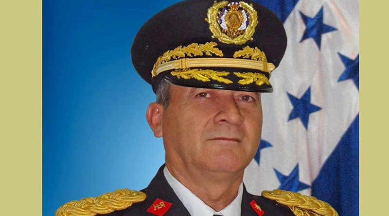 El general enrumbado