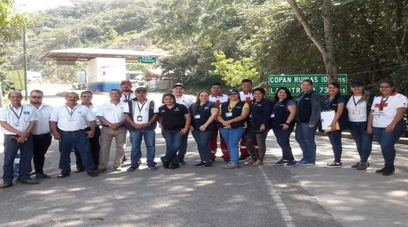 Organismos de socorro de Guatemala ya esperan caravana de migrantes hondureños