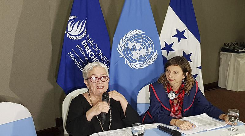 Mujeres de Honduras