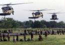 Los migrantes y las bases militares de EE.UU. en Honduras