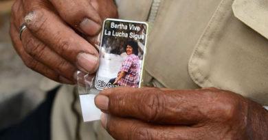 Misión de Observación expresa preocupada por ante audiencia en primer juicio de Berta Cáceres