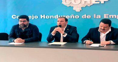 COHEP urge a la Secretaría de Trabajo información sobre suspensión de contratos laborales