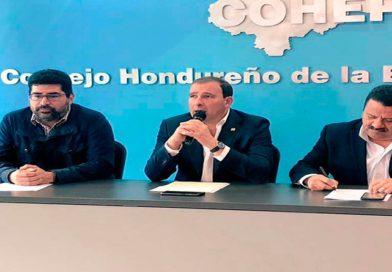 COHEP pide al Congreso que apruebe la Ley Electoral antes del 13 de septiembre