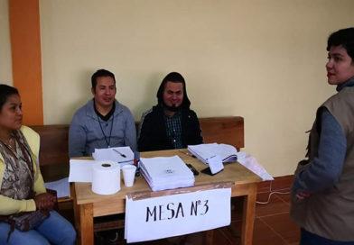 San José de La Paz, se declara libre de minería y extractivismo