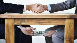 Desmitificar la corrupción