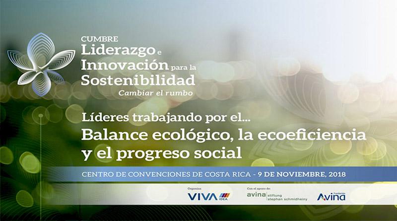 Costa Rica es sede de la primera Cumbre Liderazgo e Innovación para la Sostenibilidad