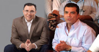 Luis Zelaya pide la expulsión de Elvin Santos ante Tribunal Disciplinario del Partido Liberal