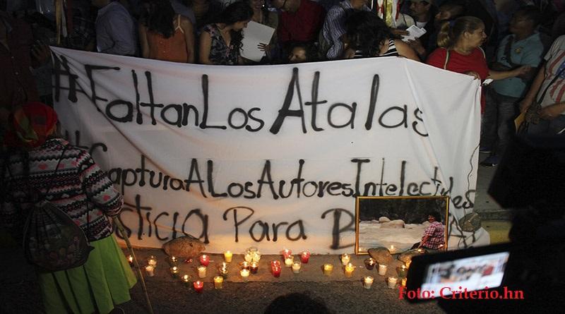 Condenan a siete de los ocho acusados por el asesinato de Berta Cáceres