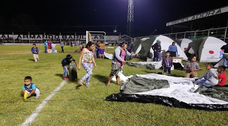 Evacúan miles de personas en Guatemala ante eminente erupción del volcán de Fuego