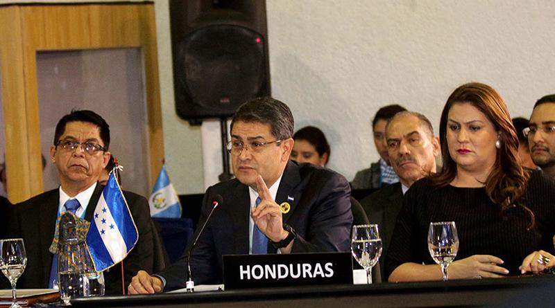 migración en Honduras