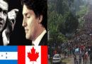 Mientras Canadá anuncia que recibirá 40,000 nuevos inmigrantes, Justin Trudeau indiferente ante crisis de refugiados que huyen de Honduras
