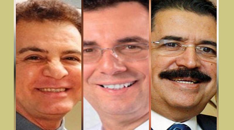 Ningún político de oposición quiere ser segundón, así sea que Honduras se hunda