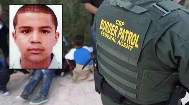 Patrulla Fronteriza que asesinó a migrante