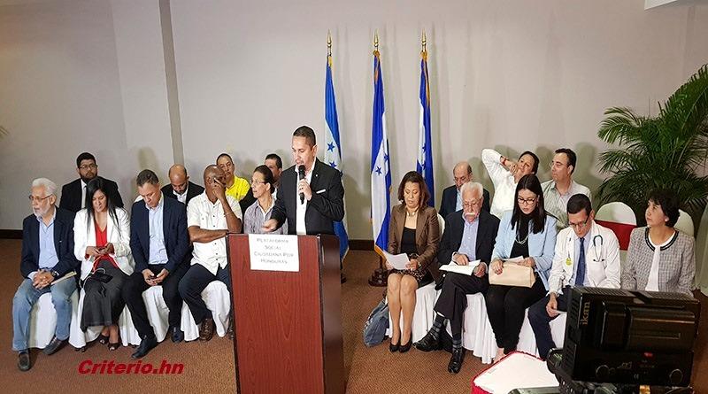 Plataforma Social Ciudadana por Honduras