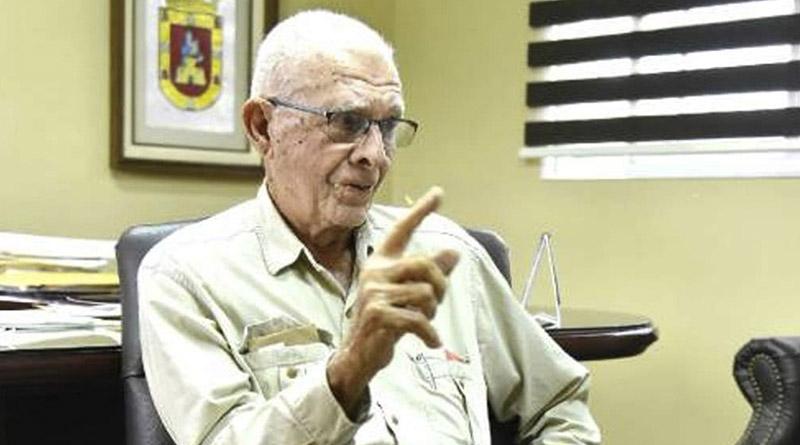 Capturan a Wilfredo Cerrato Durón, exadministrador de Casa Presidencial