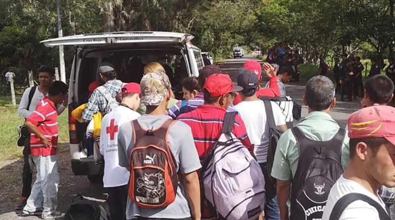 Cruz Roja insta a los Estados a adoptar el Pacto Mundial para la Migración