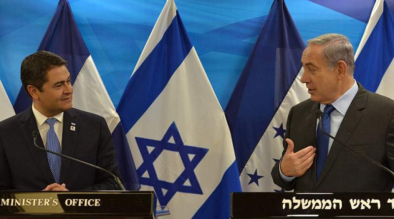 Honduras estaría poniendo condiciones para trasladar embajada a Jerusalén
