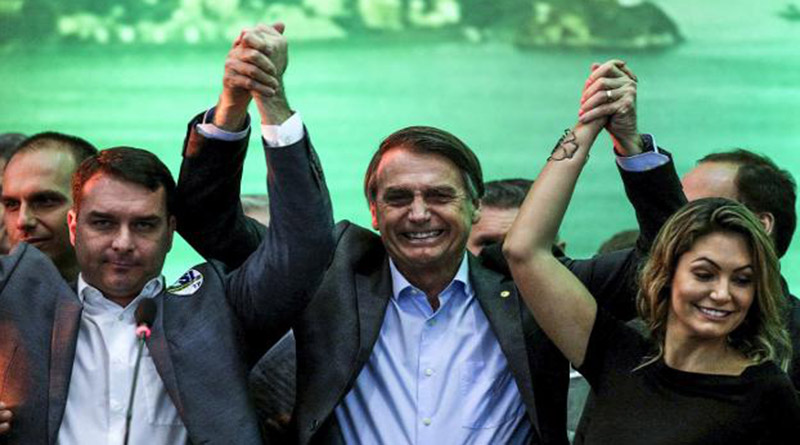 Se gesta golpe de Estado en Brasil