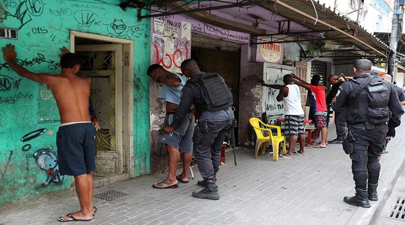 Alrededor de 200 detenidos en megaoperativo contra el crimen organizado en Brasil