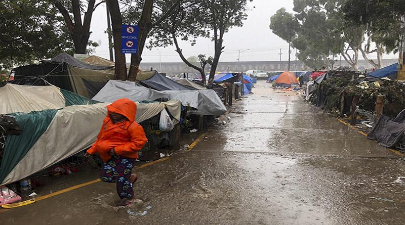 Caravana de migrantes parece ser tema olvidado
