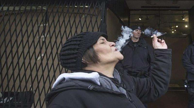 Un «purito» de Marihuana, de vez en cuando, puede evitar el envejecimiento