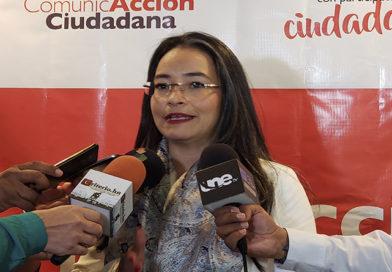 Pandemia es la oportunidad de oro de los funcionarios para suprimir la transparencia: Gabriela Castellanos