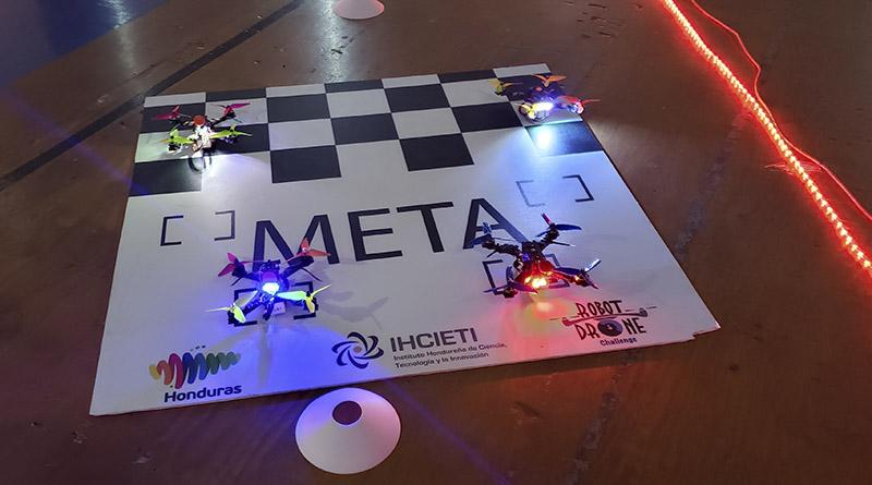 Robot & Drone Challenge 2018 del IHCIETI ya tiene ganadores