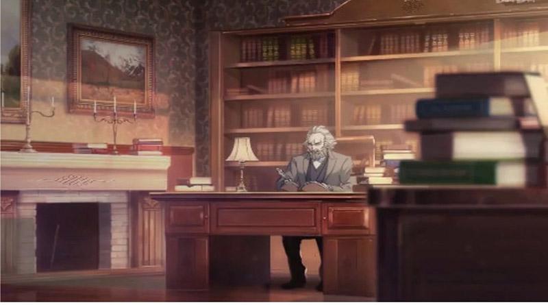 China produce serie de dibujos animados de Marx conmemorando el 200 aniversario de su nacimiento