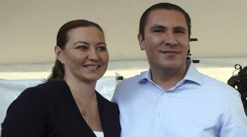 En accidente de helicoptero fallecen Gobernadora de Estado de Puebla y su esposo