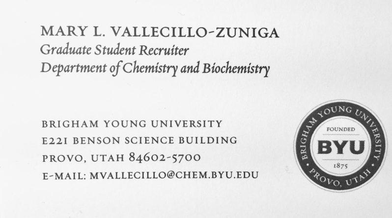 Científica hondureña