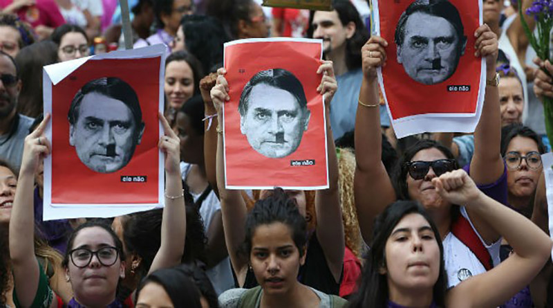 Ofensiva neoliberal que azota a Latinoamérica