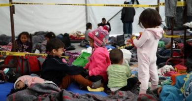 Unos 25 mil niños salen anualmente de Honduras hacia Estados Unidos