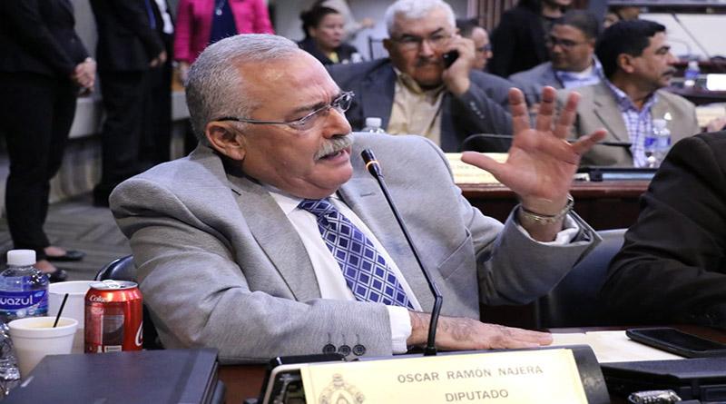 Óscar Nájera señalado por el Departamento de Estado