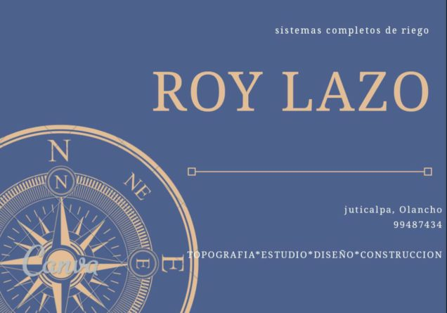 Whatsapp Roy Lazo