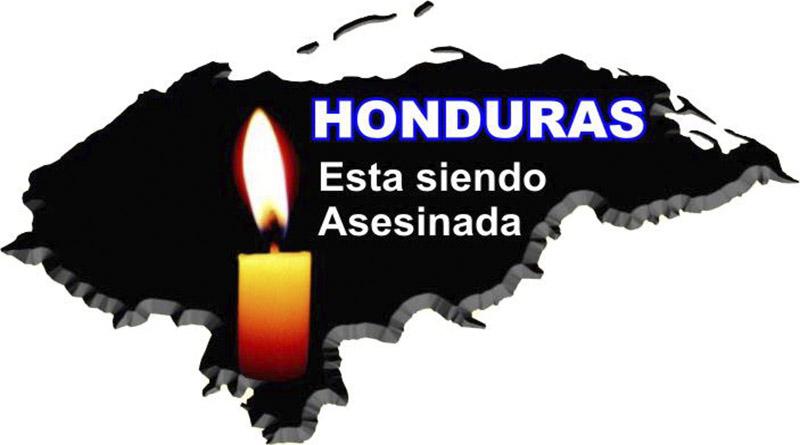 Sujetos plenamente identificados asesinan a Honduras