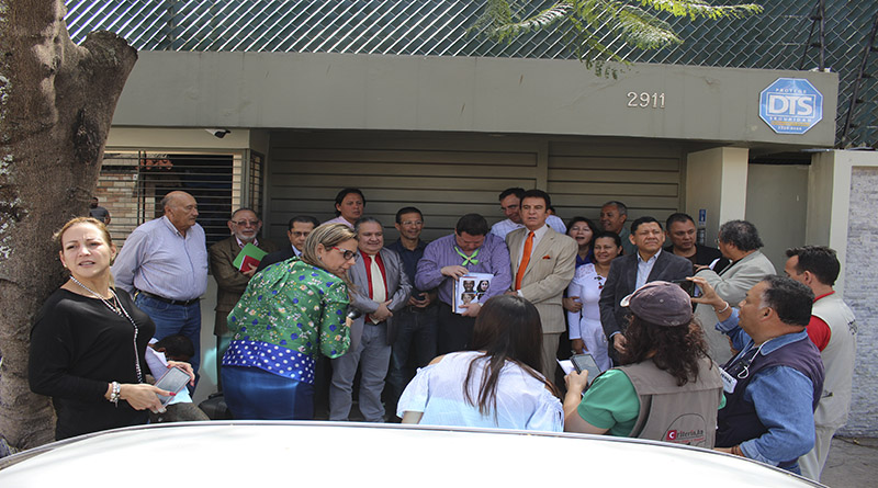 Acción ciudadana Contra la Dictadura denuncia amenazas a sus miembros