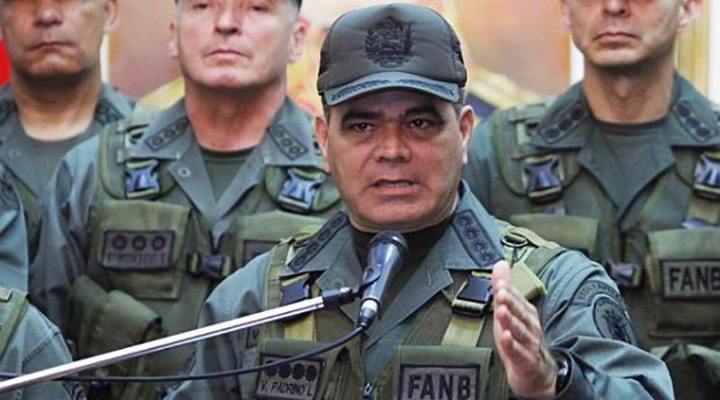 Fuerzas Armadas de Venezuela respaldan la Constitución y al presidente Maduro