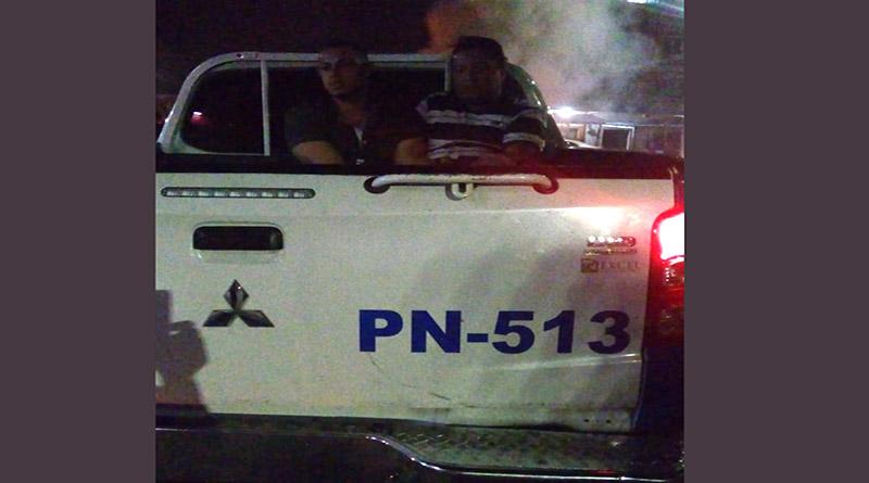 Policía detiene a dos estudiantes de derecho de la UNAH