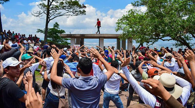 Israel-USA-Honduras