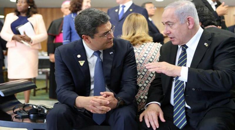 Hernández pide a Netanyahu